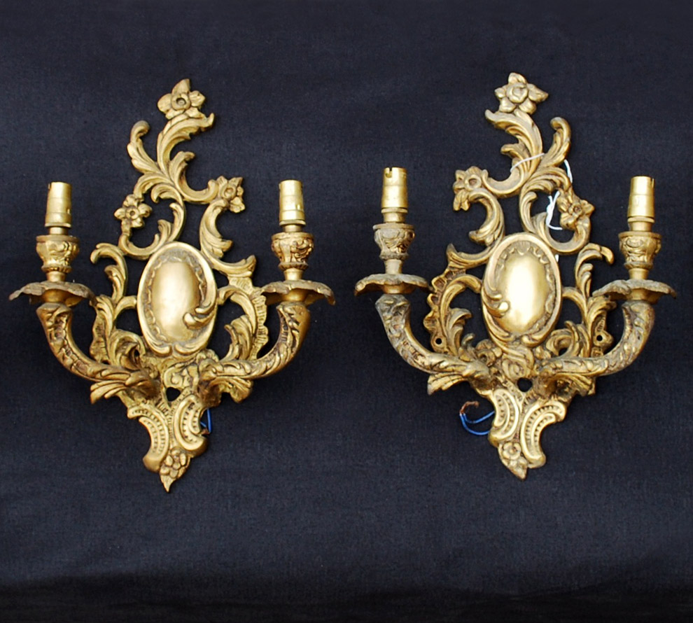 Brass-Wall-Sconces