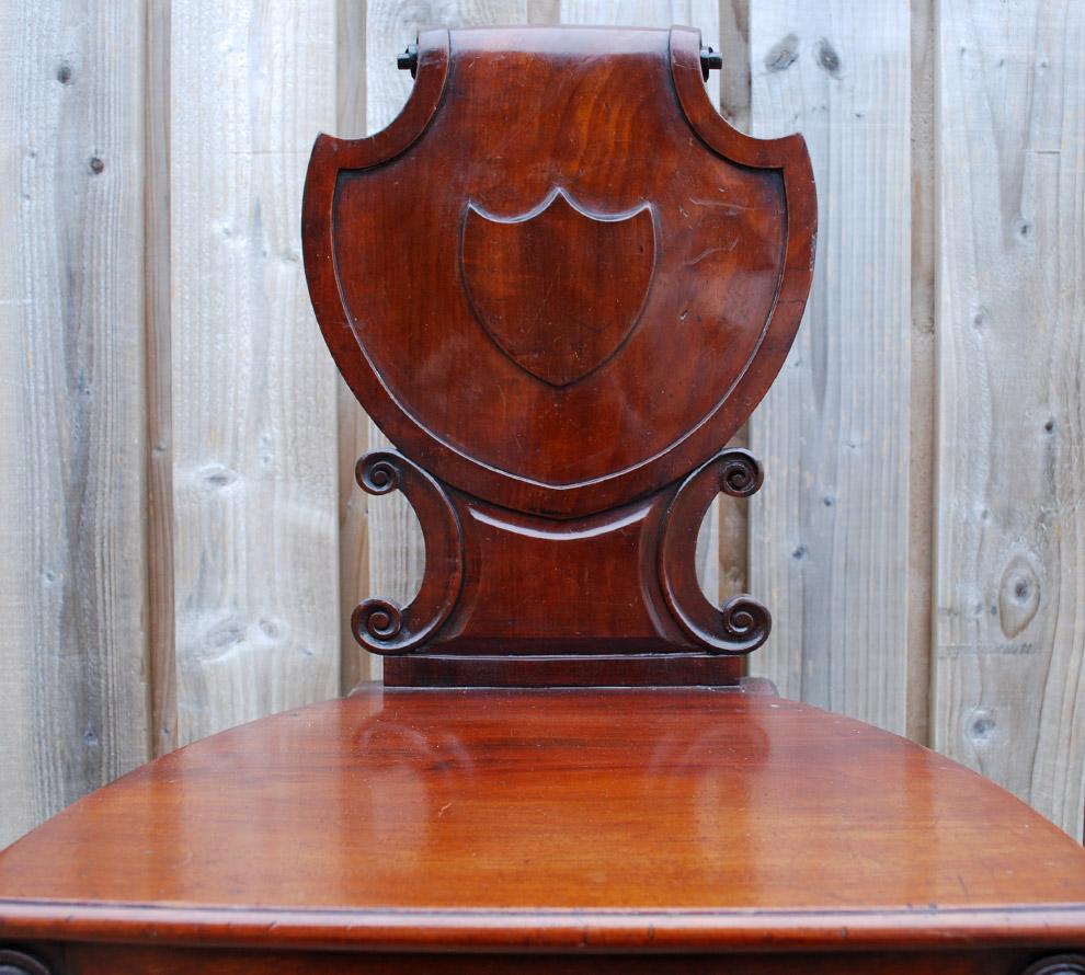 Victorian-Mahogany-Chair-detail